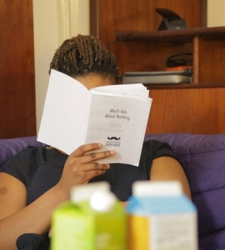 PLAY-reading-TIME: Much Ado About Nothing
