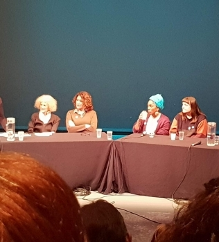 Some thoughts on 'Women Centre Stage – are we at the tipping point'
