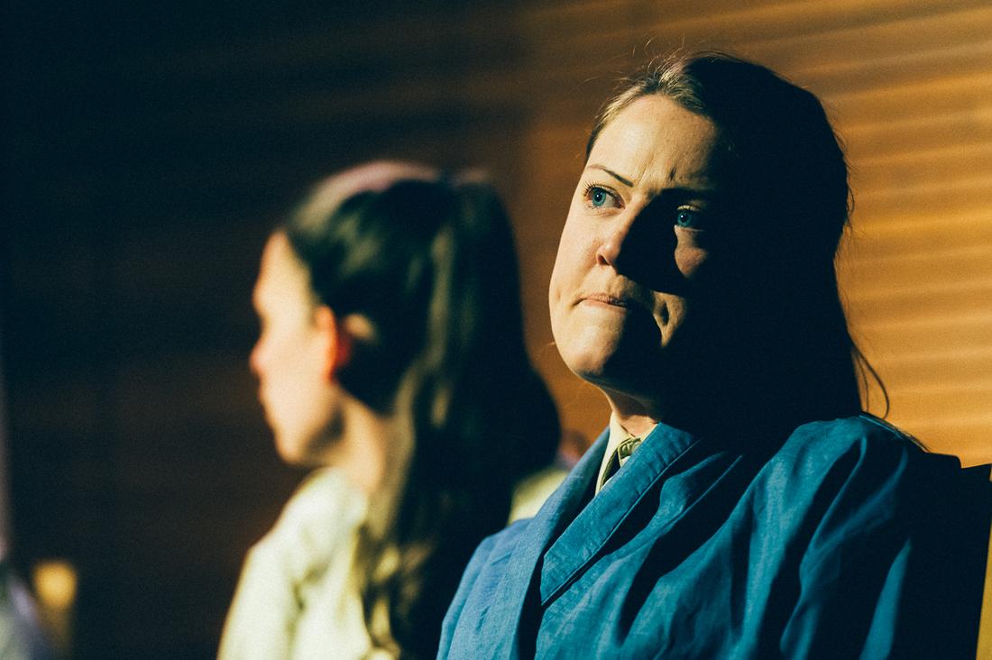 Terri Reddin as Brabantio