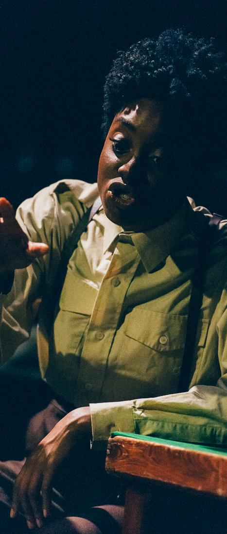 Anita-Joy Uwajeh as Othello